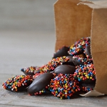 Sweet Chocolate Nonpareils
