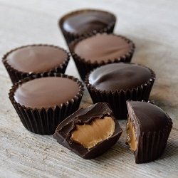 Earthy Peanut Butter Cups